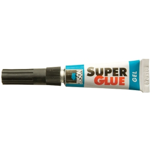 BISON SUPER GLUE GEL momentliim geel 3g