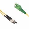 FO patch kaabel singlemode E2000/APC-FC duplex 1.0m