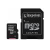Mälukaart KINGSTON micro SDXC 64GB Flash Card Class 10