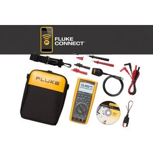 Multimeeter Fluke 287 FlukeView® Forms tarkvara komplektiga, TrueRMS