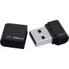 Mälupulk KINGSTON 64GB USB 2.0 Hi-Speed DT black Micro
