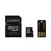 Mälukaardi koplekt KINGSTON 32GB microSDHC Mobility Kit