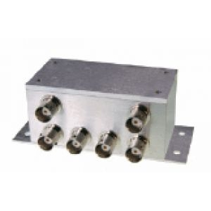 Power Splitter/Combiner 6way-0 50Ohm 1-175MHz BNC