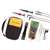 Multimeeter Fluke 179/EDA2 elektrooniku komplekt, Deluxe otsikutega