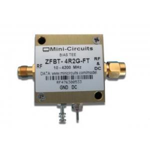 BIAS-TEE 10-4200MHz  SMA-F connector