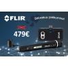 KAMPAANIA! Termokaamera Flir ONE Pro Android + niiskusemõõtja Flir MR40