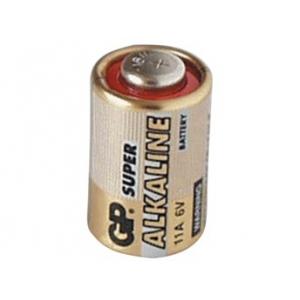 Patarei 6V 38mAh d=10,0x16,0mm Alkaline GP 11A-C5