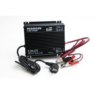 Akulaadija pliiakudele 24V 5A 3-step, Medical