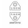 Koorimisotsikute komplekt AWG14, 18, 22, 26, WST kolvile