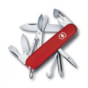 Victorinox Super Tinker nuga, punane 91 mm, 12 osa