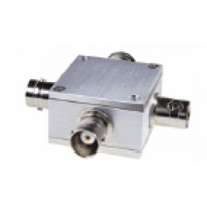 Power Splitter 3-way 1...1000MHz 50R BNC