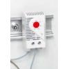 Termostaat racki ventilaatoritele 10A/230V -10ºC/+80ºC