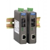Tööstuslik konverter: 10/100BaseT(X) to 100BaseFX, single mode, SC, -10 kuni 60°C