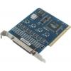 RS-232 PCI kaart, 4 porti + DB9M kaabel, ülepingekaitse