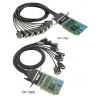 RS-232/422/485 PCI kaart, 8 porti