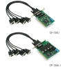 RS-422/485 PCI kaart, 4 porti, opt. Isol. 2KV + DB9M kaabel