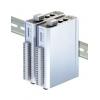 Ethernet I/O server, 8 x AI,  2 x port Ethernet switch