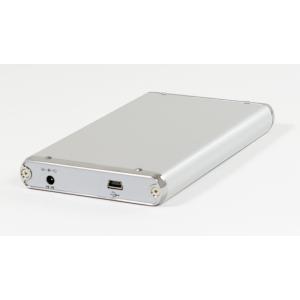 Kõvakettakarp 2.5´´ IDE HDD-le, USB2.0, hõbedane