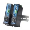 Konverter RS-232/422/485 > Multi Mode ST, 0 kuni 60°C