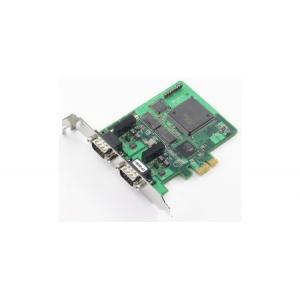 CAN PCIe kaart, 2 porti, opt. Isol. 2KV, -40 kuni 85°C