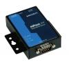 RS-232 server, 1 port, -40 kuni 75°C, serial/LAN/toite ülepingekaitse, madal voolutarve - 1 W