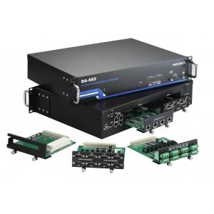 DA-XXX sarja arvutite lisamoodul: 8 x RS-232/422/485 DB9, digitaalne isolatsioon