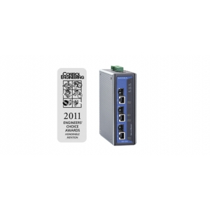 Tööstuslik ruuter: Firewall / NAT, 2 x WAN/1 x DMZ porti, 25 VPN tunnelit, -40 kuni 75°C