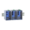 Switch: 4 x 10/100BaseT(X) PoE, 2 x 100BaseFX single-mode (SC), 0 kuni 60°C