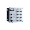 Switch: 4 x 10/100BaseT(X), 4 x PoE, M12 pesad, 48 VDC toide, -40 kuni 75°C
