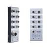 Switch:  4 x 10/100BaseT(X), 4 x PoE, M12 pesadega, 0 kuni 60°C, mittemanageeritav