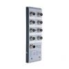 Switch:  8 x 10/100BaseT(X), M12 pesadega, 7 ~ 60 VDC VDC toide, 0 kuni 60°C, mittemanageeritav
