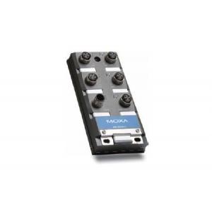 Switch: 5 x 10/100BaseT(X), M12 pesadega, IP67, 0 kuni 60°C, mittemanageeritav