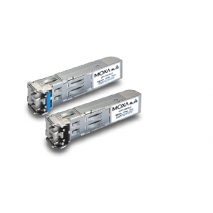 SFP moodul: 1 x 1000BaseLHX port, LC, 40 km, -40 kuni 85°C