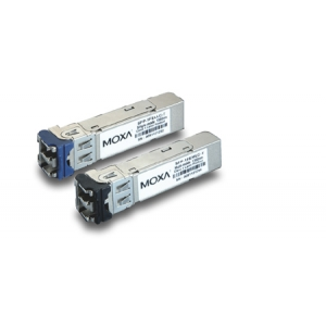 SFP moodul: 1 x 100Base multi-mode, LC, 4 km, -40 kuni 85°C