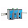 Tööstuslik konverter: 10/100BaseT(X) to 100BaseFX, multi mode, ST, 2 x toiteplokk 20-70 VDC, -40 kuni 85°C