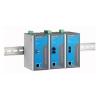 Tööstuslik konverter: 10/100BaseT(X) to 100BaseFX, single mode, ST, 1 isoleeritud toiteplokk 88-300 VDC või 85-264 VAC, -40 kuni