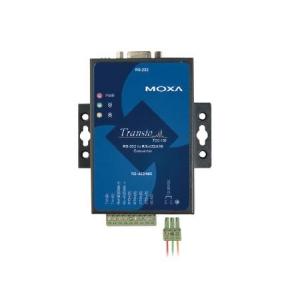 Tööstuslik Konverter RS-232 > RS-422/485, opt. Isol. 2KV, -40 kuni 85°C