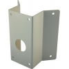 Standard corner mounting plate for VPort 25 Dome Camera