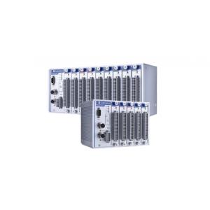 Modulaarne RTU kontroller, RJ45 pistikud, 9 I/O pesa, C/C++ programmeeritav, -40 kuni 75°C