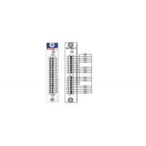 Diskreetne sisendmoodul ioPAC I/O,  16 sisendit  24 VDC sünk tüüp, -40 kuni 75°C