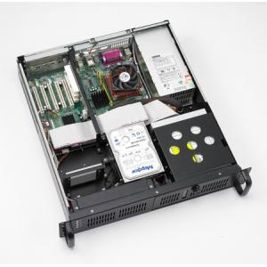 Tööstusliku arvuti korpus: 2U ATX/ MicroATX, Low-Profile