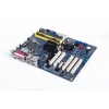 LGA775 Intel® Core™2 Duo/Pentium® 4 ATX with VGA, 4 COM, SW RAID, and Dual LAN