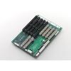 8-slot Backplane; 3 ISA, 3 PCI, 1 PICMG/PCI, 1 PICMG; 1 Segment