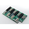 20-slot ISA/PCI Backplane; 1 ISA, 8 PCI, 7 PICMG; 4 Segments
