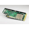 Compatible with PCE-5000 Series CPU Cards, 6-slot BP, one PCI-E x 16, four 32/33 PCI