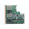 Compatible with PCE-5000 Series CPU Cards, 12-slot BP, one PCI-E x 16, three PCI-E x 4, seven 32/33 PCI