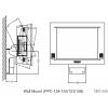 PPC-120/150 Wall Mount