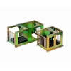 6-Slot Full-Size PC-Bus Card Cage