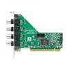 4-ch MPEG-4 Video Card w/ SDK