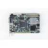 LGA775 Intel® Core™ 2 Duo PCI Half-size SBC with VGA/GbE LAN/SATA/DVI and SSD